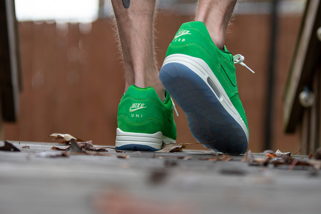 "Nike Air Max 1 ""Fresh Cut"" Grass Custom"