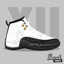 Jordan XII Wings SneakPrints iPhone 6/7 6/7 plus Case