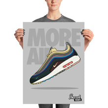 "Air Max 97/1 ""Wotherspoon"" SneakPrints Poster"