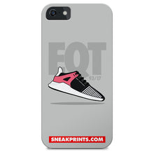 "Adidas EQT Support 93/17 ""Turbo Red"" SneakPrints iPhone 6/7 6/7 plus Case"