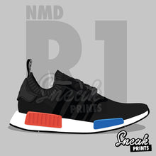 "Adidas NMD R1 ""OG"" SneakPrints iPhone 6/7 6/7 plus Case"