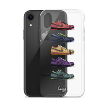 Dunk SB Low Lobster Collage SneakPrints iPhone 6/7/8/X Case
