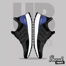 "Adidas Ultra Boost ""OG"" SneakPrints Poster"