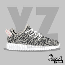 "Yeezy Boost 350 ""Turtle Dove"" Stuffed Pillow"