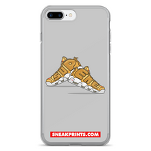 "Nike Air More Uptempo Gold ""Suptempo"" SneakPrints iPhone 6/7 6/7 plus Case"