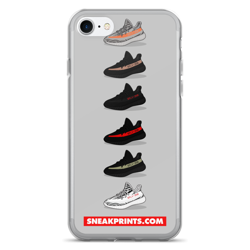 hot sale online 6a2d0 1bf3e Adidas Yeezy v2 SneakPrints iPhone 6/7 6/7 plus Case
