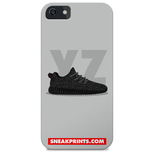 Yeezy Boost 350 Pirate Black SneakPrints iPhone 6/7 6/7 plus Case