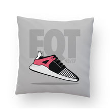"Adidas EQT Support 93/17 ""Turbo Red"" Stuffed Pillow"