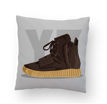 "Yeezy Boost 750 ""Chocolate"" Stuffed Pillow"