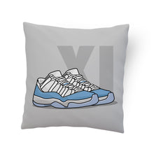 "Jordan 11 Low ""UNC"" Stuffed Pillow"