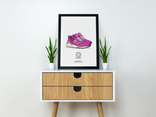 "New Balance 997s x Concepts ""Bambino"" SneakPrints Poster"