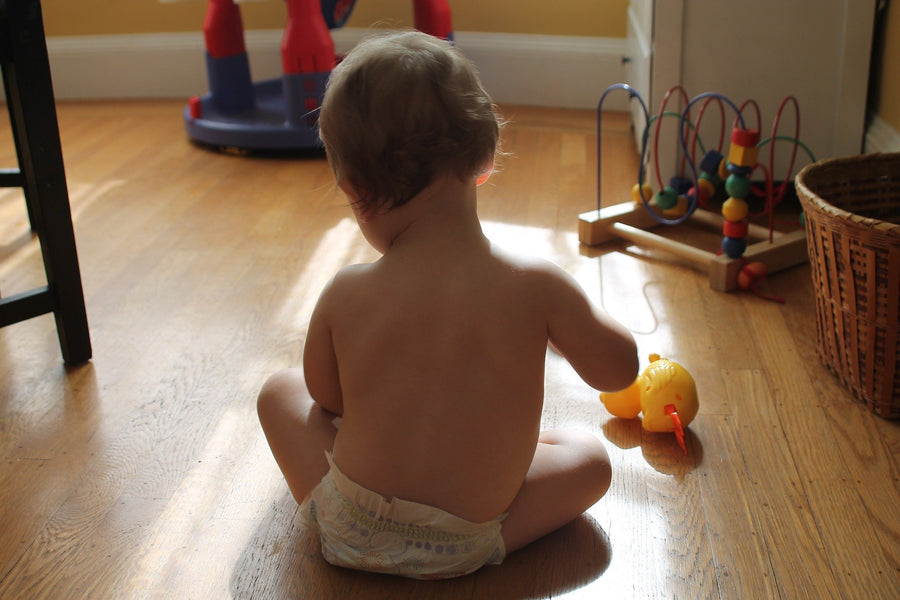 Is It Normal That My Toddler Loves To Undress?