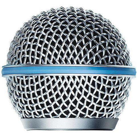 Dent-Resistant Microphone Grill