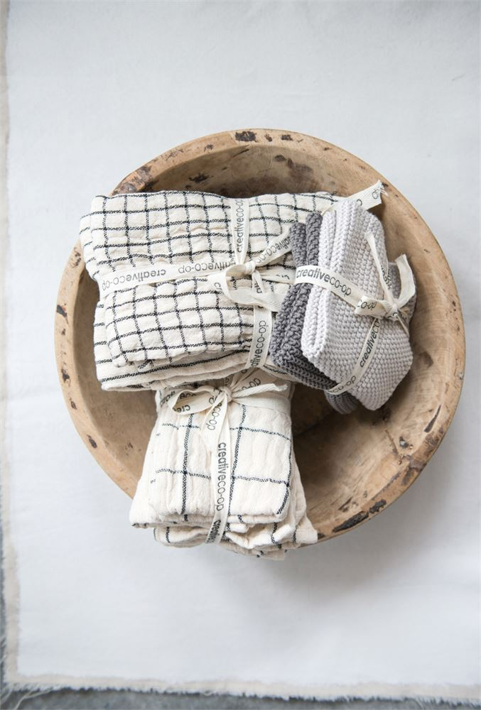 Cotton Knit Dish Cloths