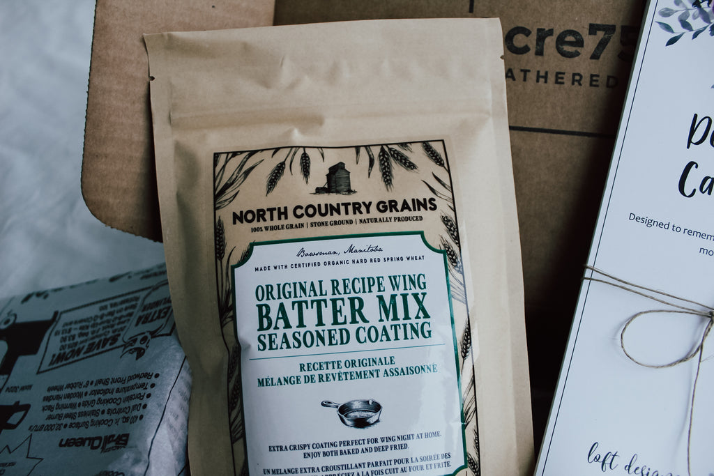 Wing Batter Mix - North Country Grains