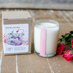 Smells Like A Love Story Candle