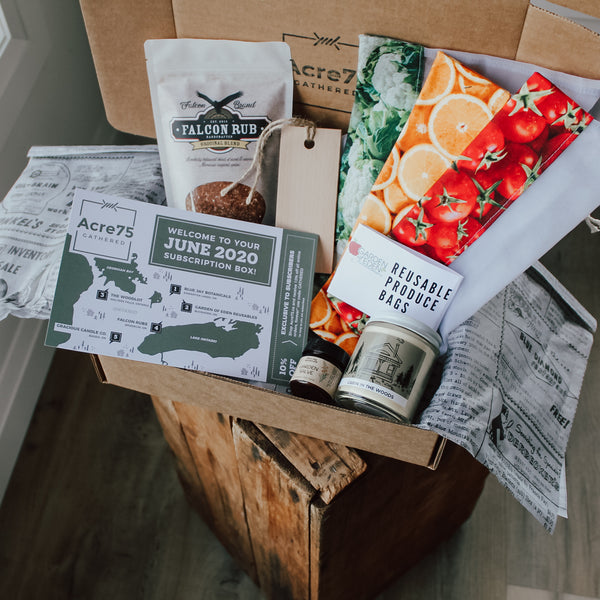Acre75 Gathered - Seasonal Subscription