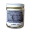 General Store Acre75.ca Essential Oil Candle. Handpoured in Baden, Ontario, Canada.