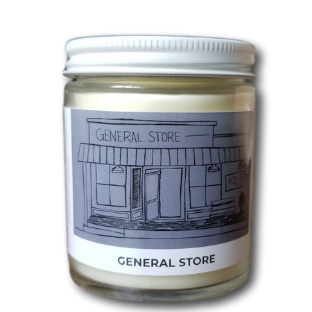 Pond Hockey 12oz Soy Candle - Blind River, ON