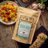 Roasted Garlic & Herb Fish Mix - Bowsman, MB
