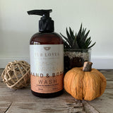 Pumpkin Caramel Hand and Body Wash - Priceville, ON