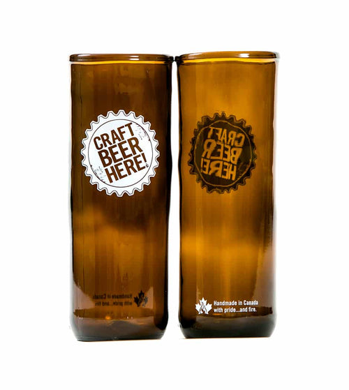 Craft Beer ReBeer Glass