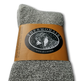 Mens Thermohair Mohair Sock, Made in Canada