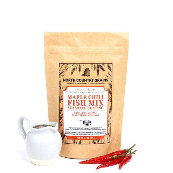 Maple Chili Fish Mix - Bowsman, MB