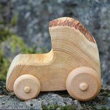 Wooden Tractor Toy - Walters Falls, ON