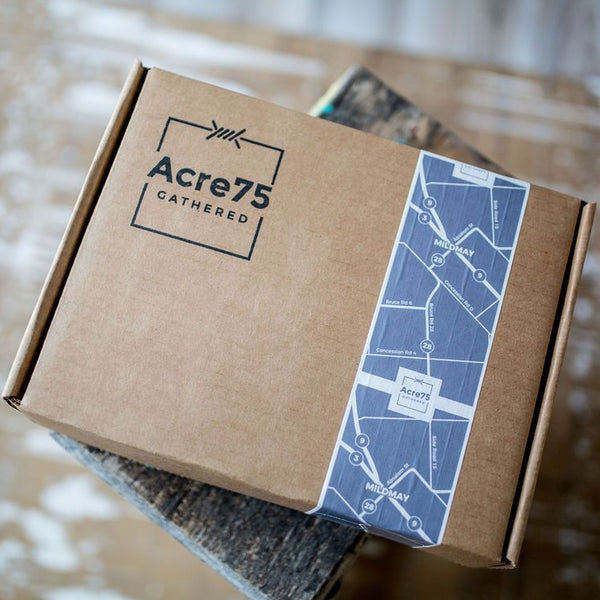 Acre75 Gathered Canadian Subscription Box