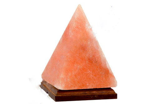 Himalayan Salt Lamp | Pyramid