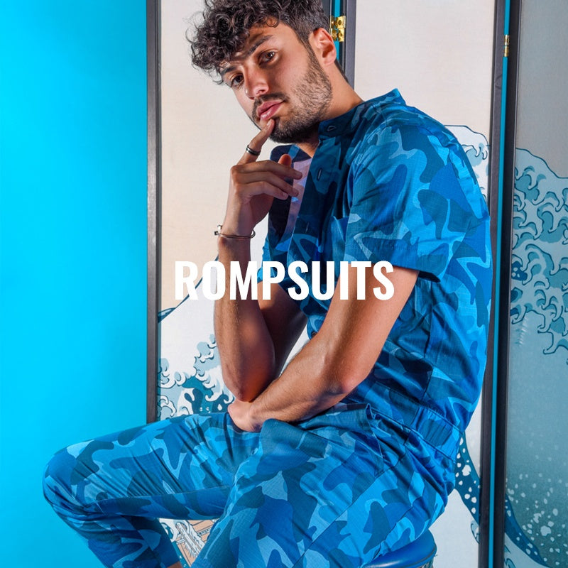 c3350432d4ee RompHim  Home Of The Original Stylish Male Romper   Jumpsuit