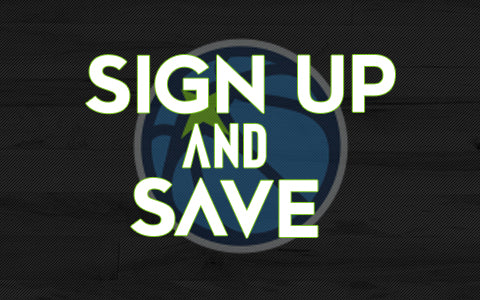 Sign Up & Save