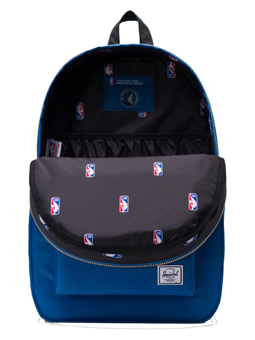 Minnesota Timberwolves Champions Flight Satin Backpack