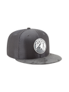 Minnesota Timberwolves 5950 On Court Lux Mesh Faux Suede Fit Cap