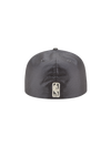 Minnesota Timberwolves 5950 On Court Lux Mesh Faux Suede Fit Cap - Timberwolves Team Store