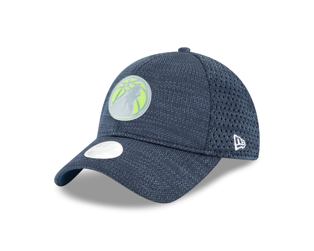 Minnesota Timberwolves Women's 9TWENTY On Court Team Adjustable Cap