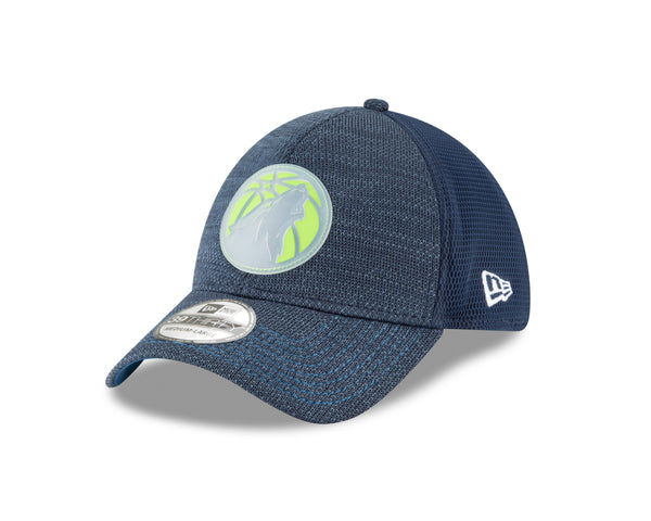 Minnesota Timberwolves 39THIRTY Two Tone Flex Cap
