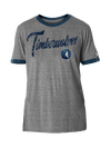Minnesota Timberwolves Team Logo Stripe T-Shirt