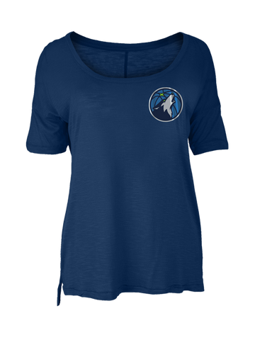 Minnesota Timberwolves Women's On With The Show T-Shirt