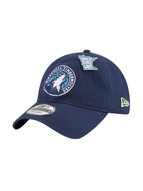 Minnesota Timberwolves 2018 Draft 9TWENTY Adjustable Cap
