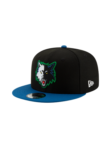 Minnesota Timberwolves 9FORTY Heather Turn Adjustable Cap