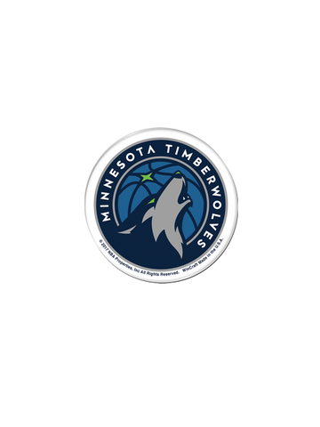 Minnesota Timberwolves Green Clip Chip
