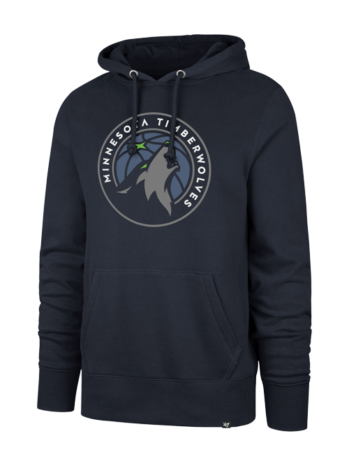 Minnesota Timberwolves Imprint Headline Global Hoodie - Timberwolves Team Store