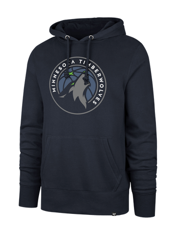 Minnesota Timberwolves Imprint Headline Global Hoodie