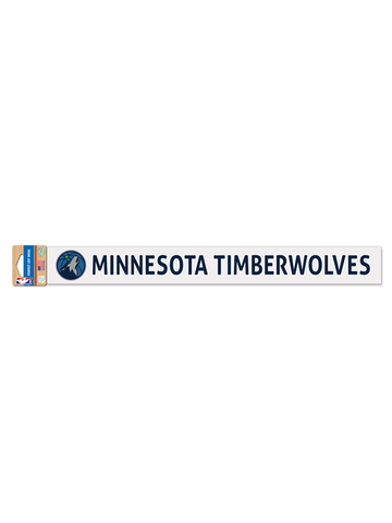 Minnesota Timberwolves B7 Replica Game Ball