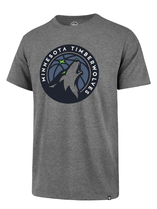 Minnesota Timberwolves Imprint Super Rival Global T-Shirt - Timberwolves Team Store