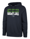 Minnesota Timberwolves HD Blockout Headline Hoodie - Timberwolves Team Store