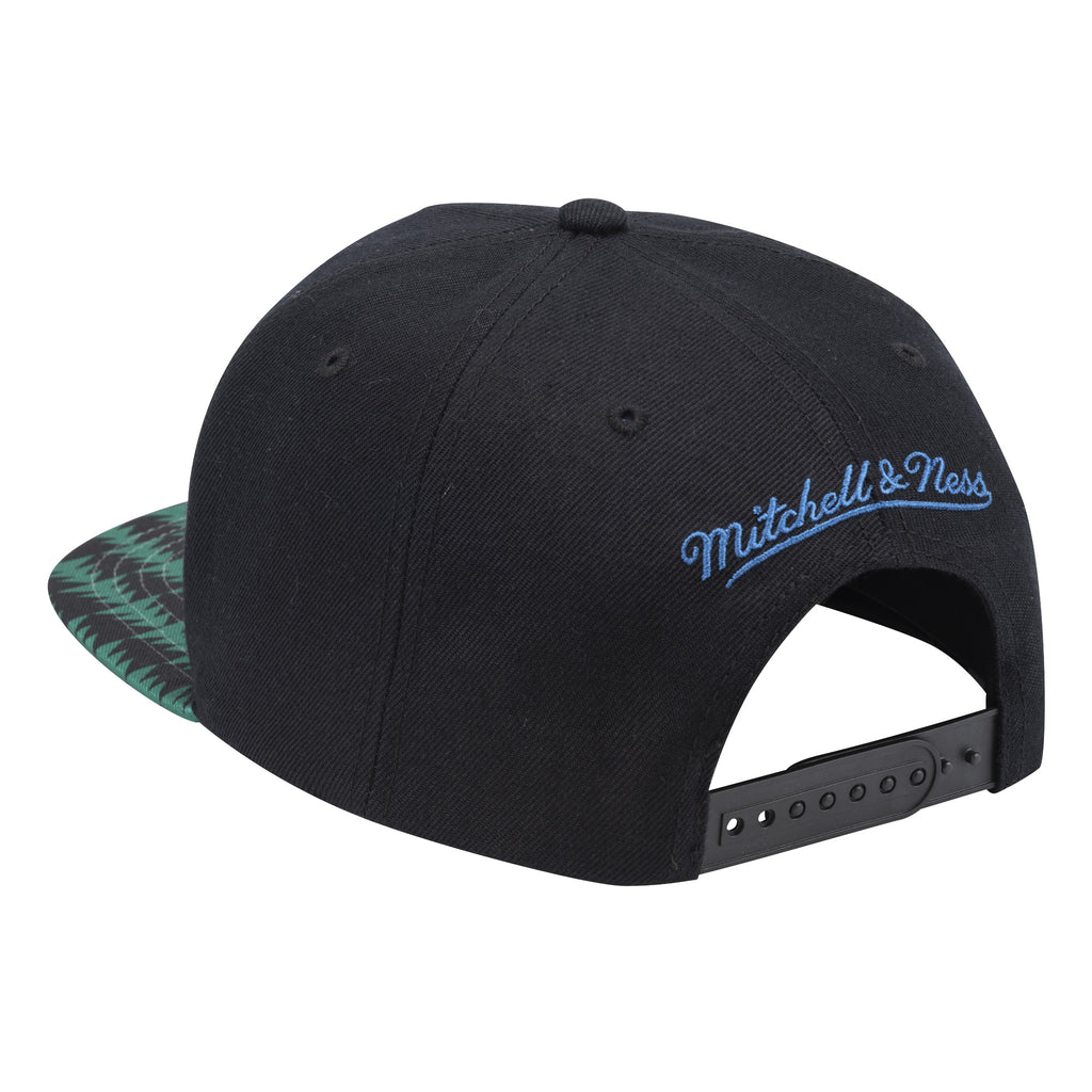 Minnesota Timberwolves Hardwood Classic Team Retro DNA Snapback - Timberwolves Team Store