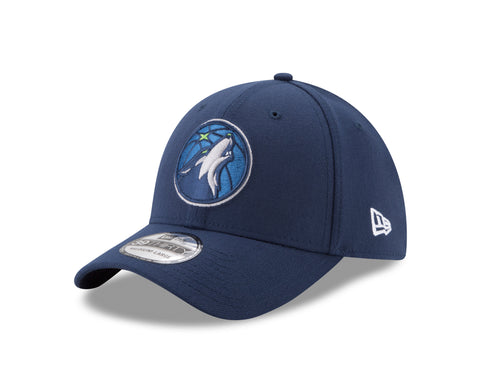 Minnesota Timberwolves 39THIRTY Classic Partial Flex Cap